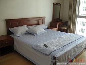 Beautiful Apartment for Rent 2 bedrooms, River Garden Buiding, Dist 2, $1300
