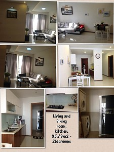 Beautiful apartment 2bedroom