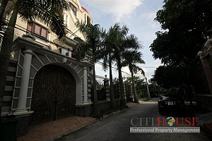 Beautiful Villa in Thao Dien District 2, 5 beds, 503 sqm, $5500