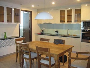 Ben Thanh Luxury Apartment for Rent,117 sqm, 2 bedrooms,$1600