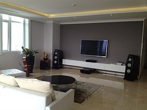 Ben Thanh Tower - saigon luxury apartment for rent in Dist 1