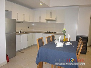 Botanic Apartment for lease in