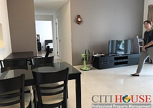 Bright 2BR apartment for rent