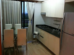 Cantavil apartment for rent in Dist 2, fully furnished,high floor, $850