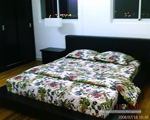 Central Garden Apartment for Rent, 2 bedrooms, Fully Furnished, $700