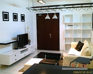 Central Garden Apartment for