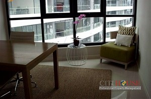 City Garden 2 bedrooms for rent, Fully furnished, Panoramic view, $1250