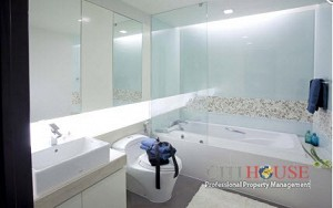 City Garden apartment for rent, 3 beds, near Saigon Pearl, The Manor, $1650