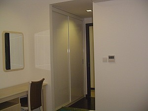 City Garden apartment for lease, 1 bed, fully furnished, nice design, $850