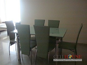City Garden Apartment for Rent 1 beds, Fully furnished, High floor, $700