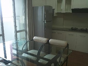 City Garden Condonium for lease, 2 beds, Fully furnished, High floor, $1250