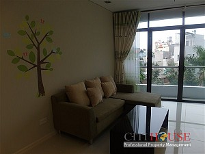 City Garden for lease in Binh