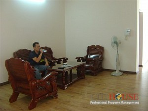 Constrexim Apartment for Rent in District 4, Wooden Furniture, $700