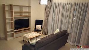 Corner 2 bedrooms apartment