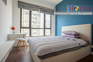 Estella Heights Apartment two bedrooms fully furnished and colorful interiors