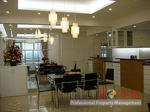 Fabulous Apartment for rent in District 7, Garden Court, 127 sqm, $1400