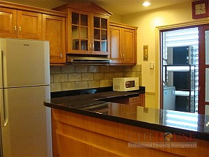 Fideco Apartment for Rent, District 2, 17th floor, Open Kitchen, $900