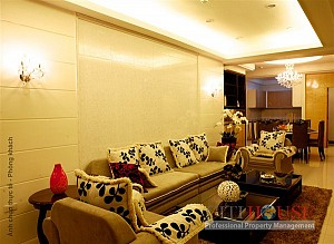 For Rent The Flemington Apartment in District 1, 218 sqm, Cozy atmosphere, $2300