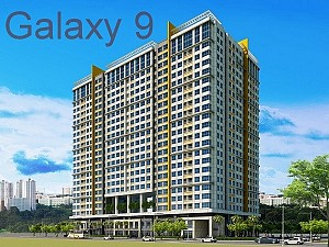 Galaxy 9 apartments for sale,