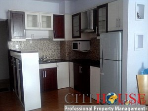 Garden Plaza Apartment for rent in District 7, Modern Design, $1200