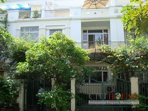 Garden Villa An Thai for rent