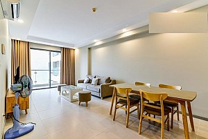 Gold View apartment for rent