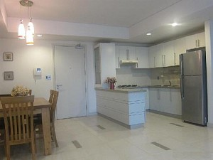 Hoang Anh Riverview Apartment For Rent, 3 Beds, City View, $850