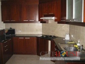 Hoang Minh Giam Apartment for rent in Phu Nhuan District, 114 sqm, 10th floor, $950