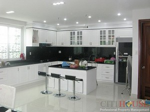 Hong Linh Apartment for Rent, District 7, Nice furniture, $600