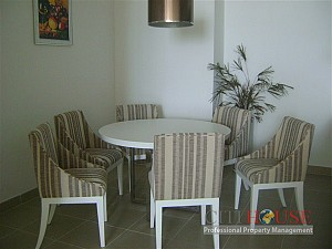 Horizon Apartment for Rent, 18th floor, 136 sqm, Fully furnished, $1400
