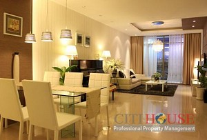 Hung Vuong Plaza Apartment for