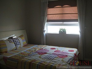 Indochina Tower Apartment for Rent, High Floor, Near Thi Nghe Area, $1100
