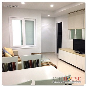 International Plaza Aparment for rent in District 1, Nice decor, $990