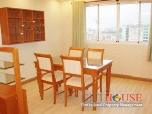 International Plaza Apartment for Rent in District 1, 120sqm, $1300