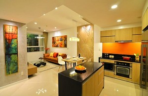 Kingston Residence apartment