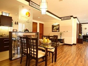 Lancaster Le Thanh Ton Apartment for Rent, District 1, Fully Furnished, $2400