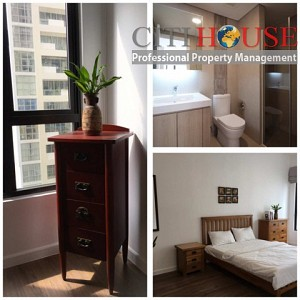 Lovely one bedroom apartment for rent in Estella Heights, An Phu, District 02