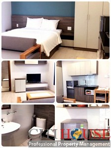 Luxurious serviced apartment for rent in Nguyen Ngoc Phuong Area closed to District 01