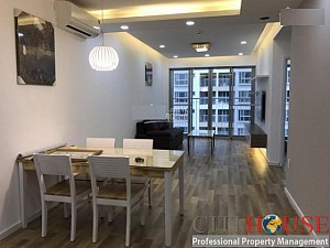 Luxury three bedrooms apartment for rent in Scenic Valley in Phu My Hung