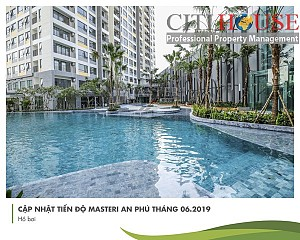 Luxury two bedrooms apartment for rent at Masteri An Phu