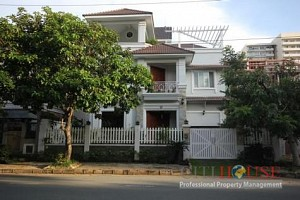 Luxury Villa in Phu My Hung