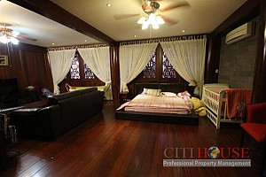 Luxury Villa Thao Dien for Rent, Quiet & Safe area. 650sqm, $4500