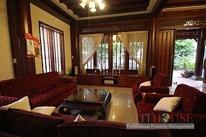 Luxury Villa Thao Dien for