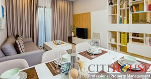 M One apartments for rent with