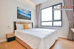 Masteri apartment for rent in Tower 3, two bedrooms with nice design, Thao Dien area, Disitrict 02