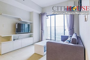Masteri Thao Dien apartment for rent in T5 Tower, two bedrooms big size