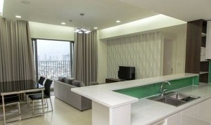 Modern 3 bedrooms apartment