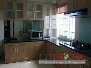 My Duc Apartment for rent in District 7, Phu My Hung, Fully Furnished, $800