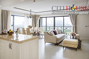 New City Thu Thiem apartment