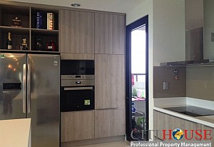Nice 3BR apartment for rent in The Ascent in Thao Dien